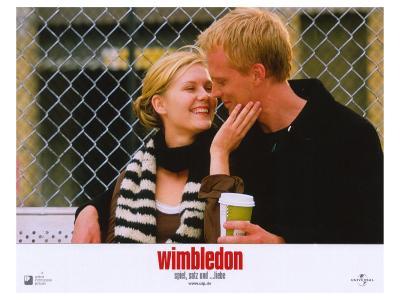 Wimbledon, German Movie Poster, 2004