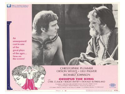 Oedipus the King, 1968
