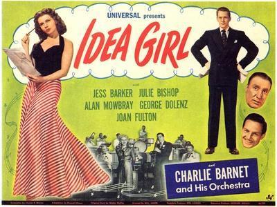 Idea Girl, 1946