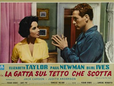 Cat on a Hot Tin Roof, 1958