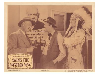 Swing the Western Way, 1947