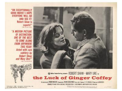 The Luck of Ginger Coffey, 1964