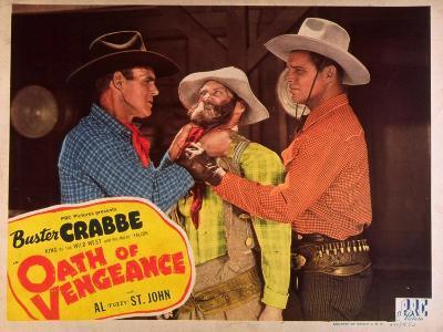 Oath of Vengeance, 1944