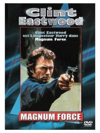 Magnum Force, French Movie Poster, 1973