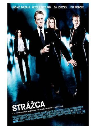 The Sentinel, Czchecoslovakian Movie Poster, 2006