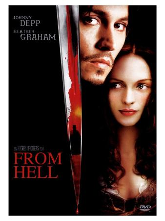 From Hell, German Movie Poster, 2001