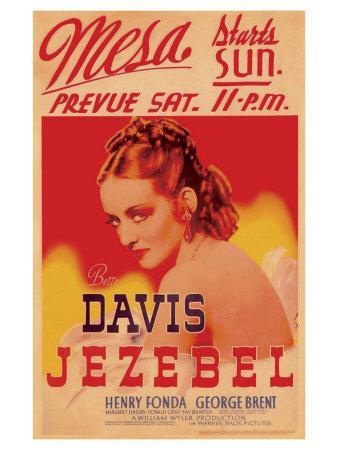 Jezebel, 1938