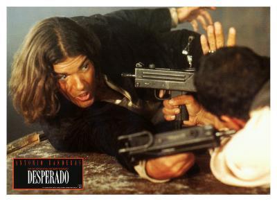 Desperado, German Movie Poster, 1995