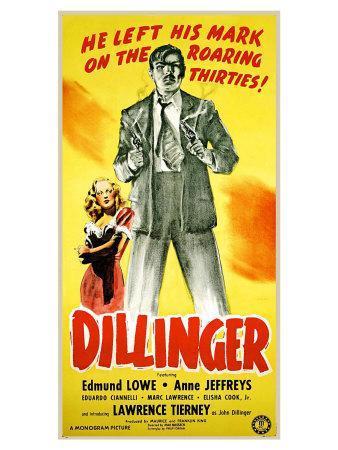 Dillinger, 1934