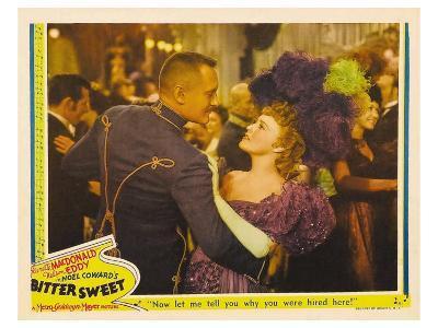 Bitter Sweet, 1940