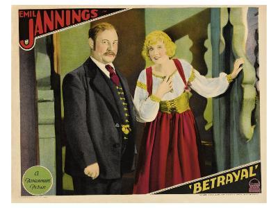 Betrayal, 1929