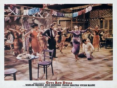 Guys and Dolls, 1955