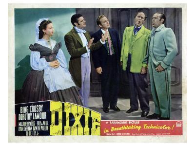 Dixie, 1943