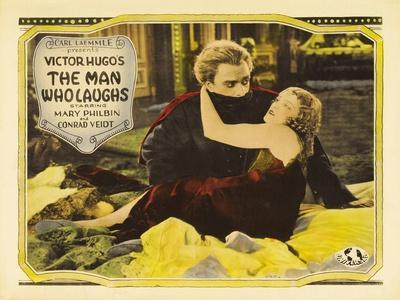 The Man Who Laughs, 1928