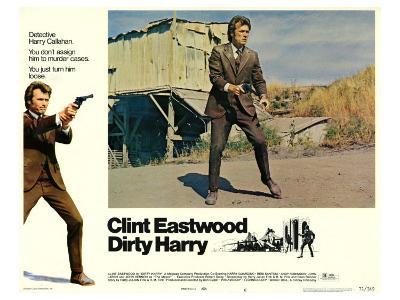 Dirty Harry, 1971