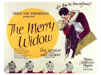 Merry Widow, 1925