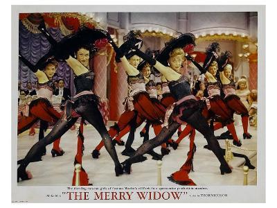 Merry Widow, 1952