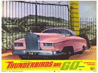 Thunderbirds Are Go, 1966