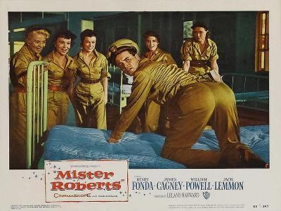Mister Roberts, 1955