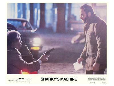 Sharky's Machine, 1981