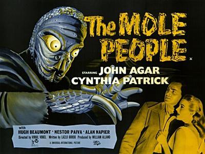 The Mole People, 1956