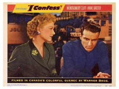 I Confess, 1953