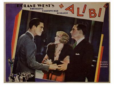 Alibi, 1929