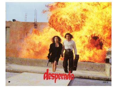 Desperado, French Movie Poster, 1995
