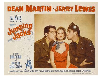 Jumping Jacks, 1952