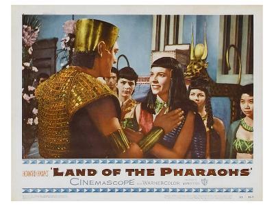 Land of the Pharaohs, 1955