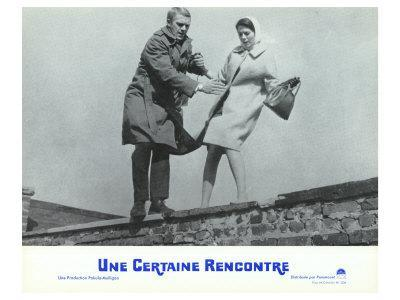 Love With the Proper Stranger, French Movie Poster, 1964