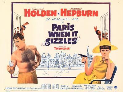 Paris When It Sizzles, 1964