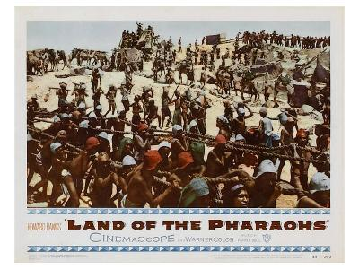 Land of the Pharaohs, 1955
