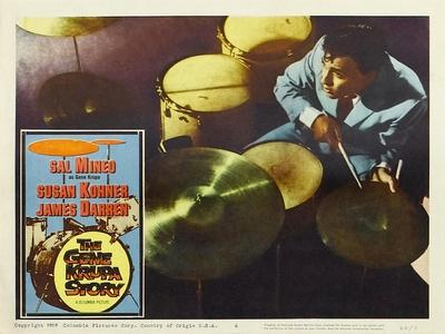 The Gene Krupa Story, 1960