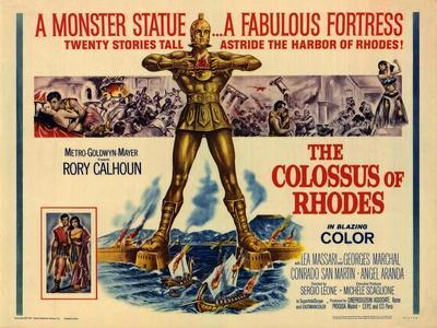 The Colossus of Rhodes, 1961