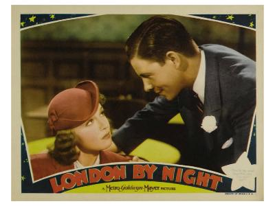 London by Night, 1937