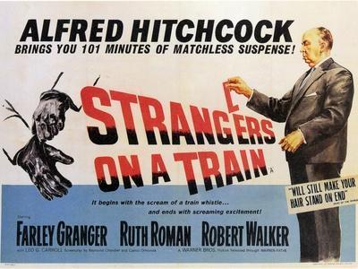 Strangers on a Train, 1951