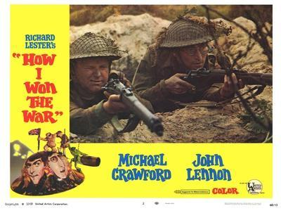 How I Won the War, 1967