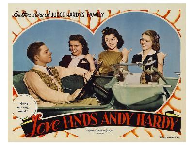 Love Finds Andy Hardy, 1938