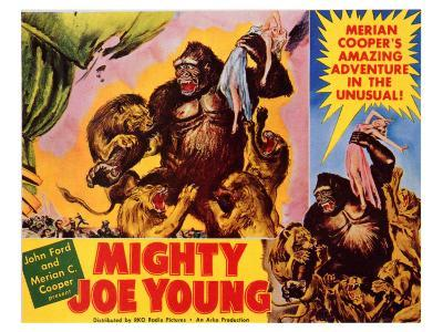 Mighty Joe Young, 1949