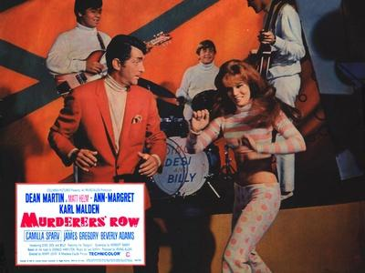 Murderers Row, 1966
