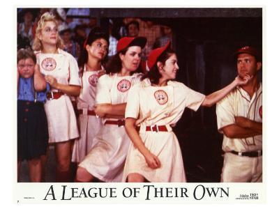 A League of Their Own, 1992