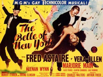 The Belle of New York, 1952