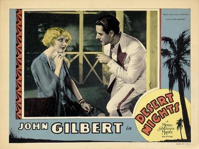 Desert Nights, 1929