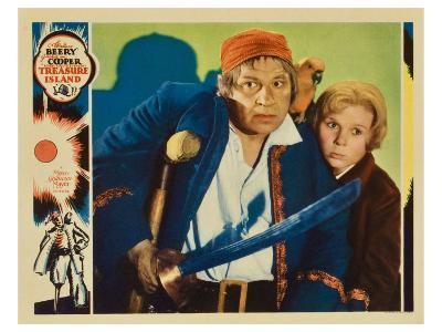 Treasure Island, 1934
