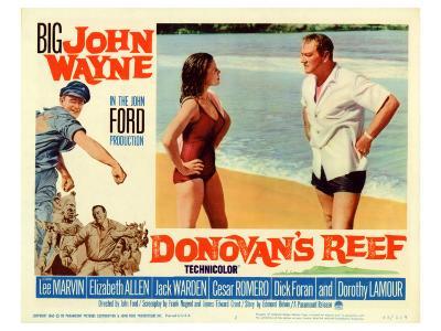 Donovan's Reef, 1963