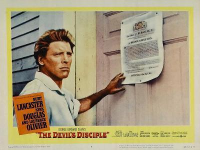 The Devil's Disciple, 1959
