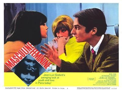 Masculine Feminine, 1966