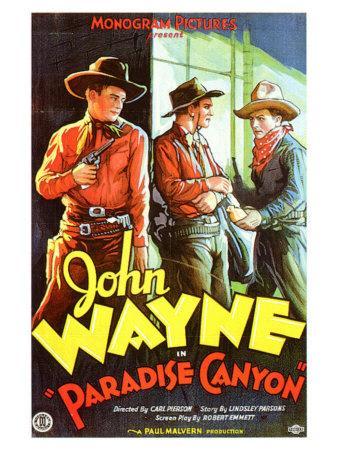 Paradise Canyon, 1935