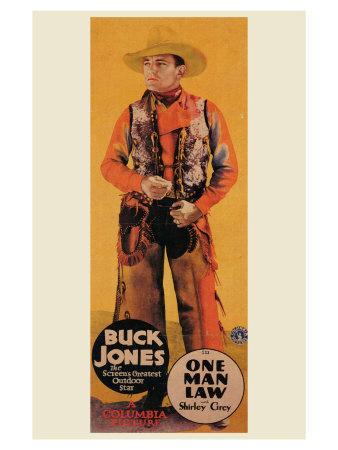 One Man Law, 1932